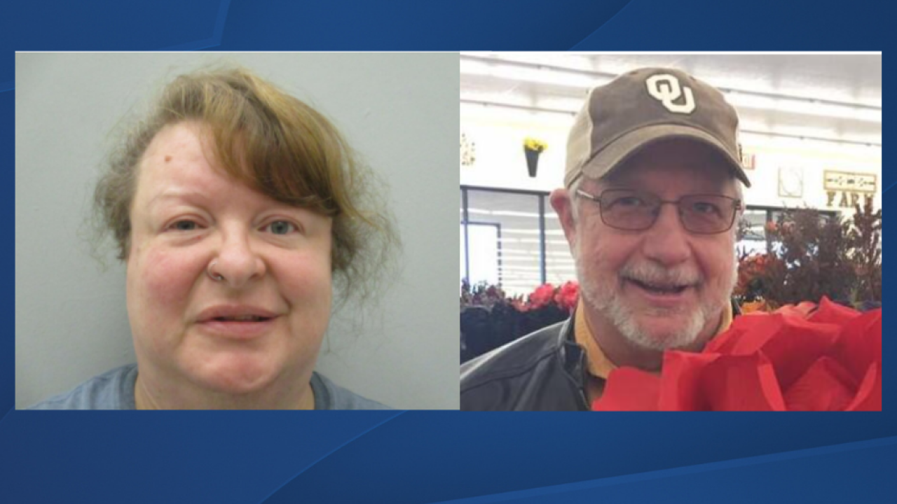 Larry and Gretchen Tennison wanted in connection to child sexual abuse allegations.