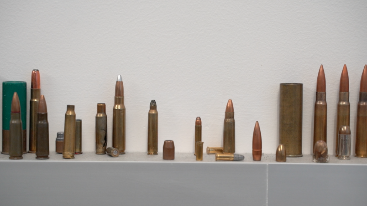 Bullets at TPD