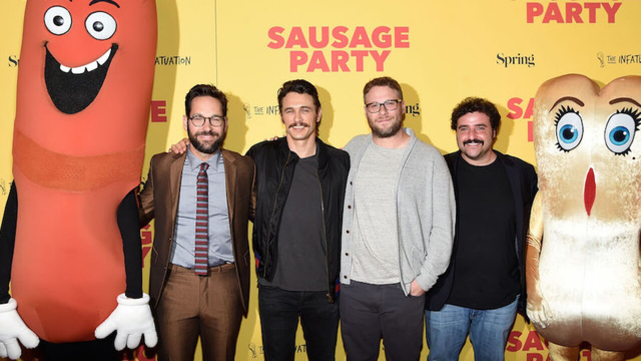 Seth Rogan's 'Sausage Party' movie called 'racist'