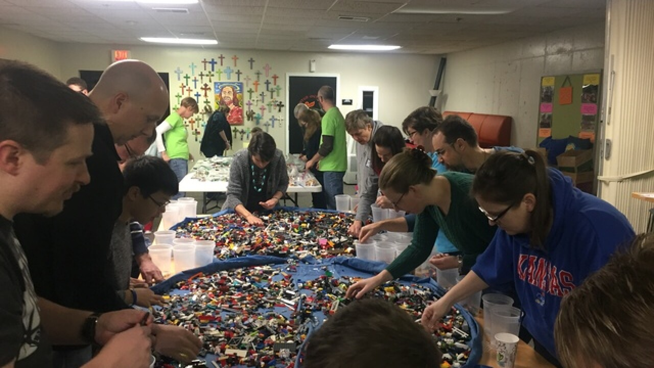 Lenexa church gives back to several organization