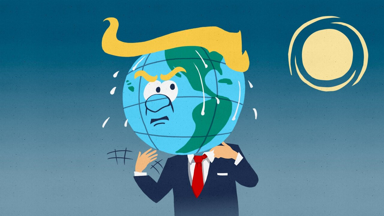 High anticipation ahead of Trump's Paris climate decision