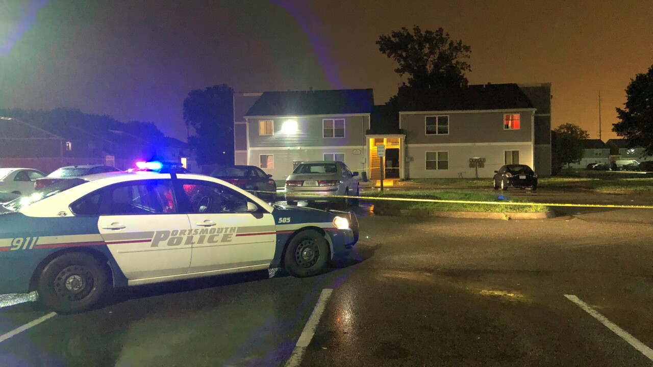 Three injured after two shootings in one Portsmouth neighborhood