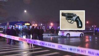 Officer shot in the Bronx