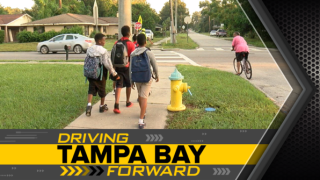 Tampa school among most dangerous to walk to