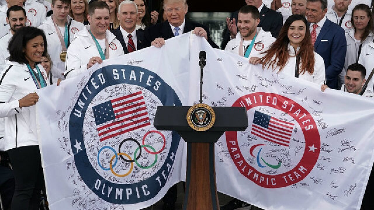 Several notable Team USA Winter Olympic athletes skip White House visit