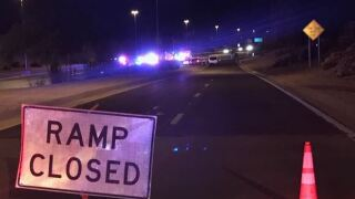 Loop 101 and 67th Fatal Accident