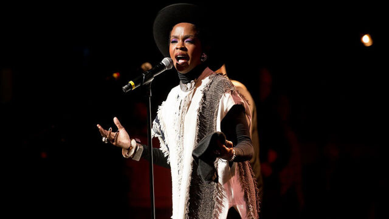 Lauryn Hill to perform again in Milwaukee