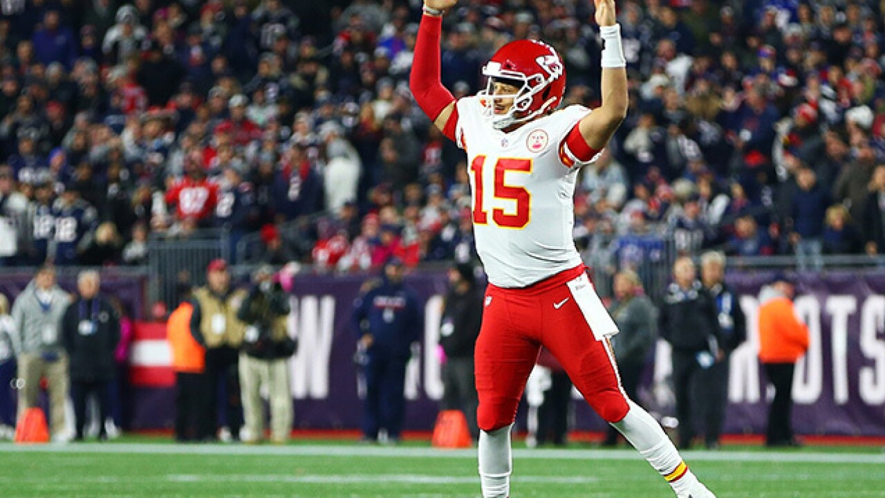 Breaking down the AFC's race, Chiefs' chances for home-field advantage in playoffs