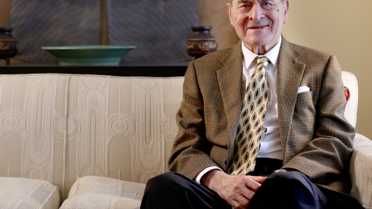 Henry Heimlich: At 94, Cincinnati's famous, polarizing doctor was working to shape his legacy