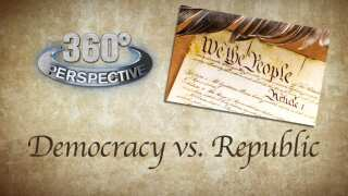 360° Perspective: Democracy vs. Republic