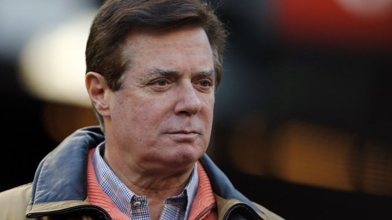 Prosecutors' opening statement: 'Paul Manafort lied'