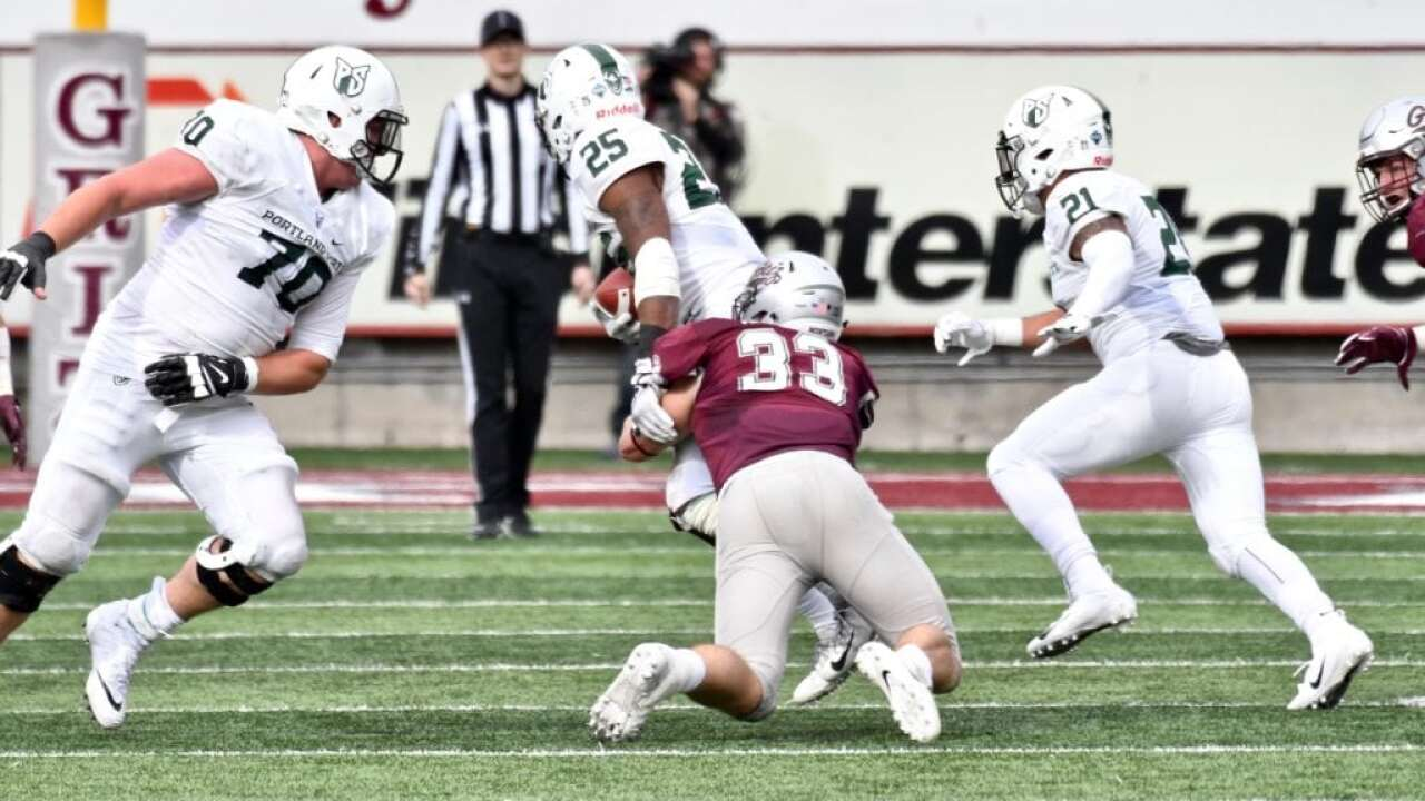 Montana Grizzlies' Dante Olson named to 2018 Walter Camp all-American team