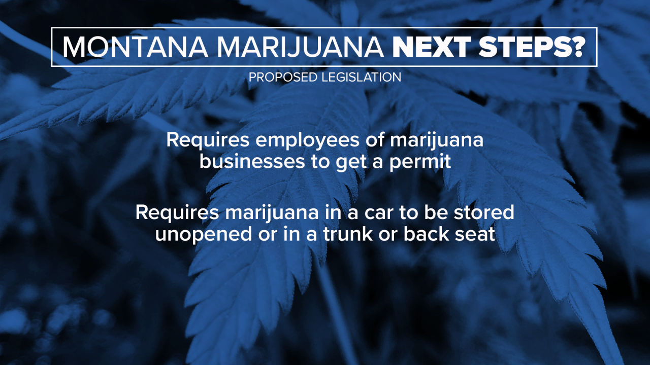 marijuana next steps