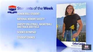 Students of the Week: Celsa Castro and Harleiah Robertson of Roundup High School