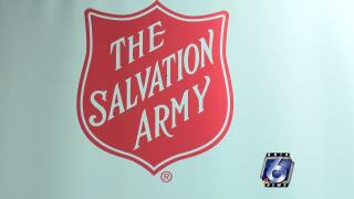 Salvation Army delivery and food truck burglarized