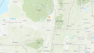3.1 magnitude earthquake in NY