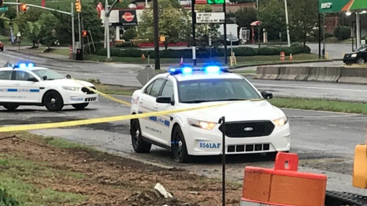Drive-By Shooting Suspect Returns, Fires More Shots
