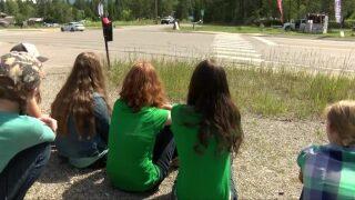Flathead 4H group uses math skills to make Coram crosswalk safer