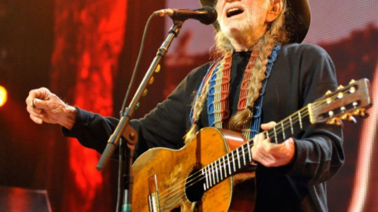 Willie Nelson coming to Ruoff for summer concert