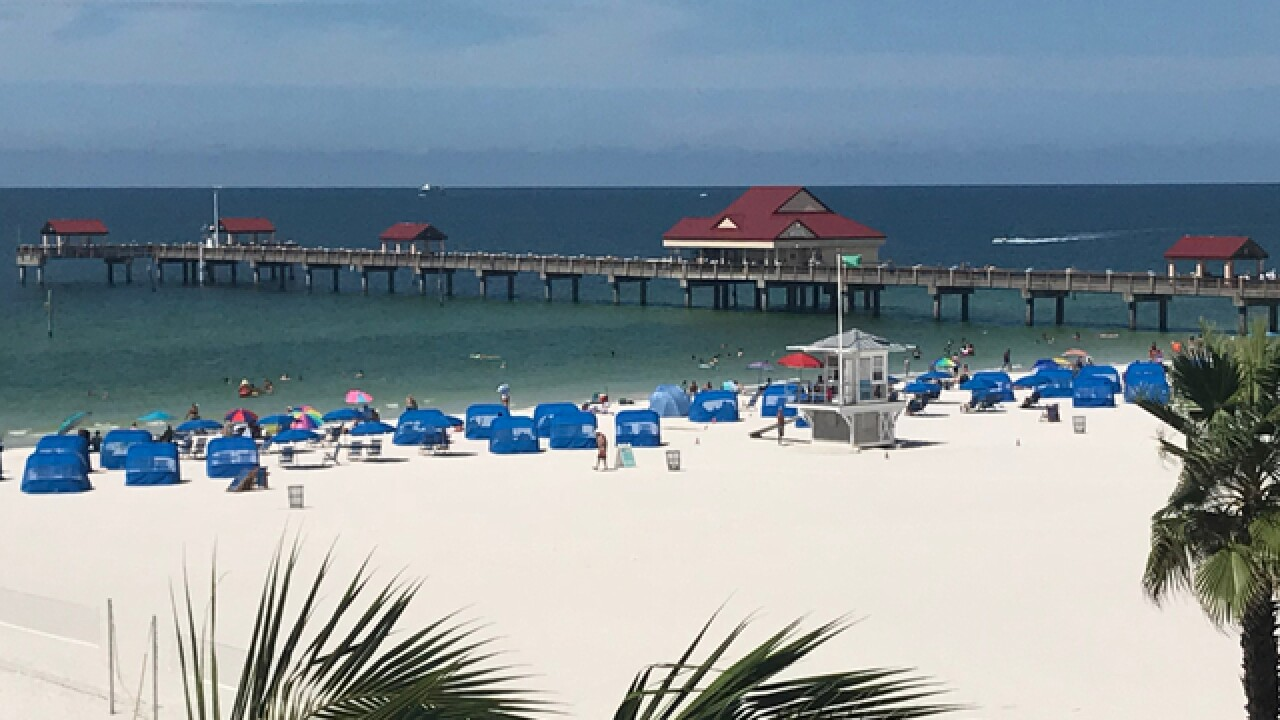 Beach hotels unsure when visitors will return
