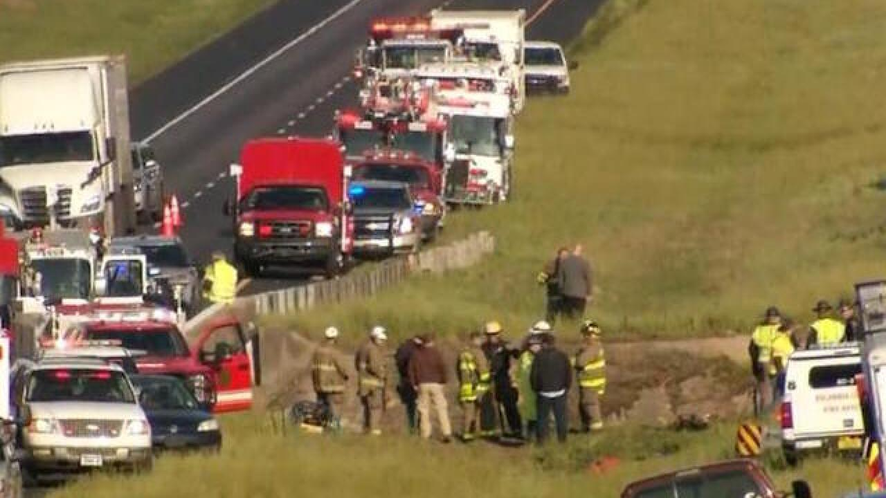 Driver killed in bus crash at Alabama-Florida line; band students were on board