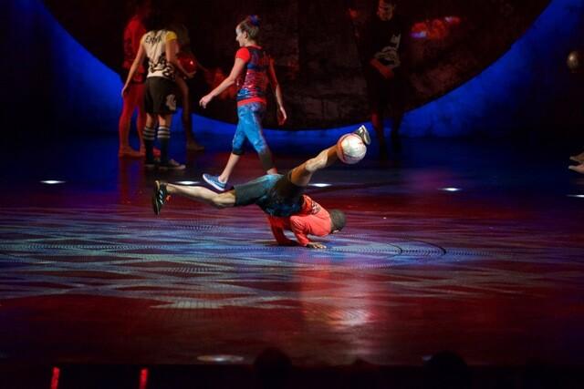Cirque du Soleil's 'Luzia - A Dream of Mexico' comes to Denver's Pepsi Center