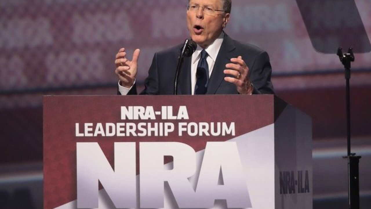 Donations to the NRA tripled after the Parkland, Florida shooting