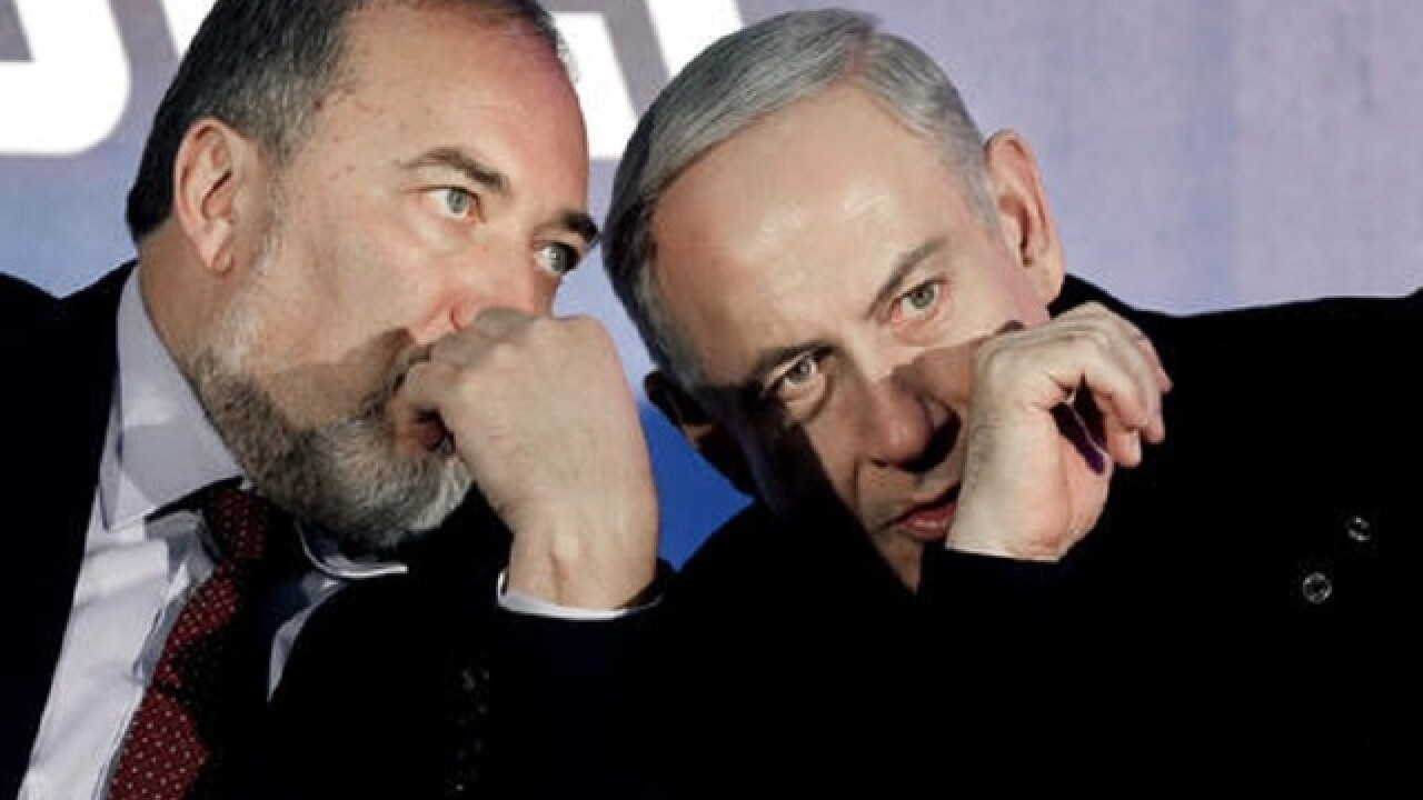 Israeli official: Deal reached to expand gov.