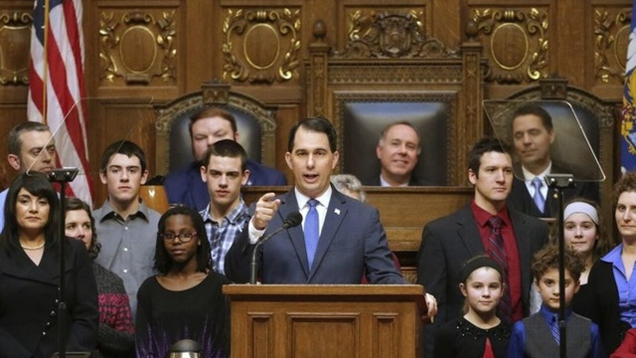After life politics, Wisconsin's Walker must ask 'Now what?'