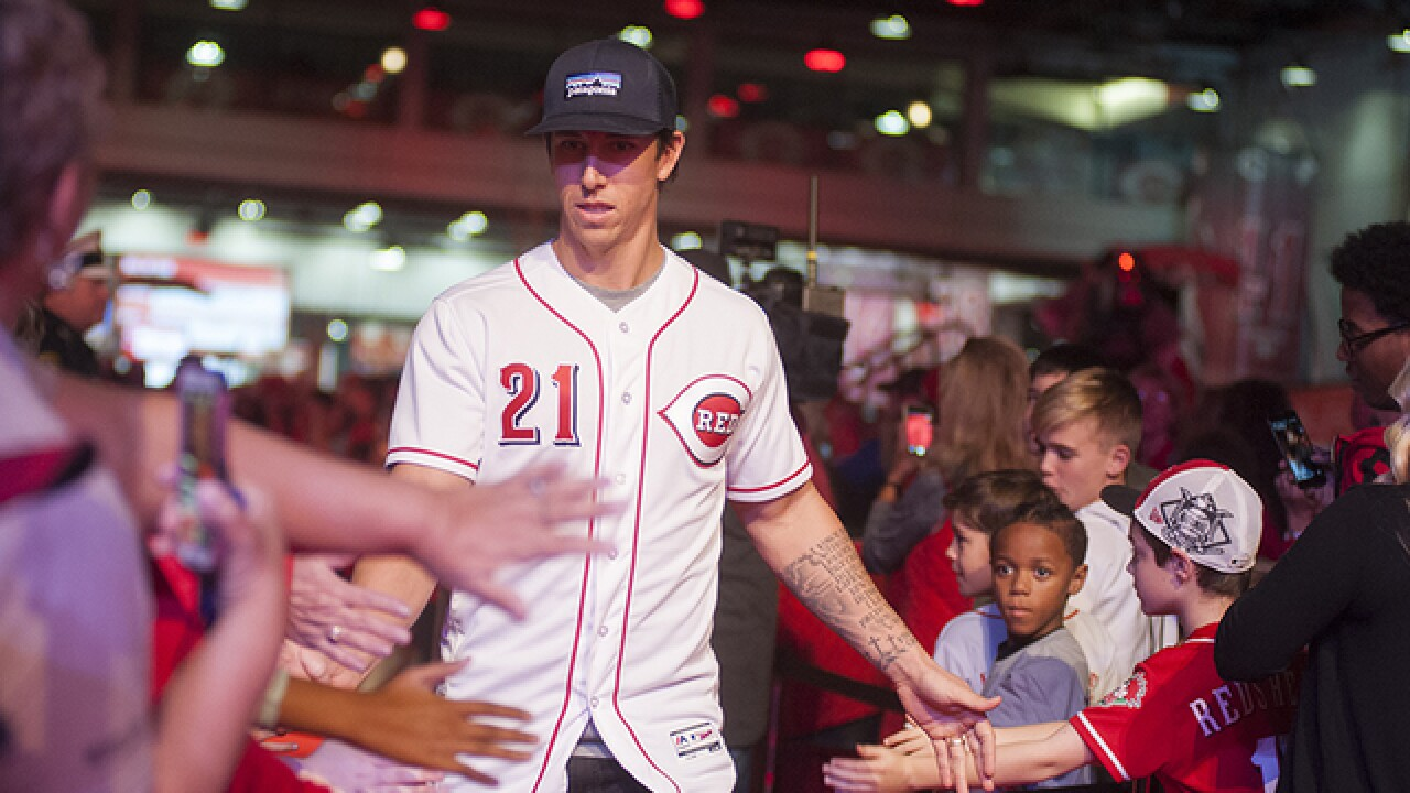 Today's Redsfest is a far cry from the early festivals -- but they've all been a hit with fans