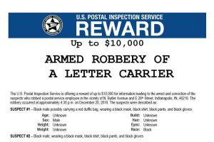 postal robbery flyer 122419