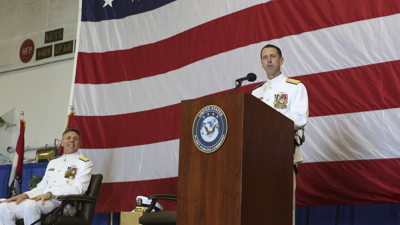 As Navy re-establishes Second Fleet, Department of Defense offers Norfolk for new NATOcommand