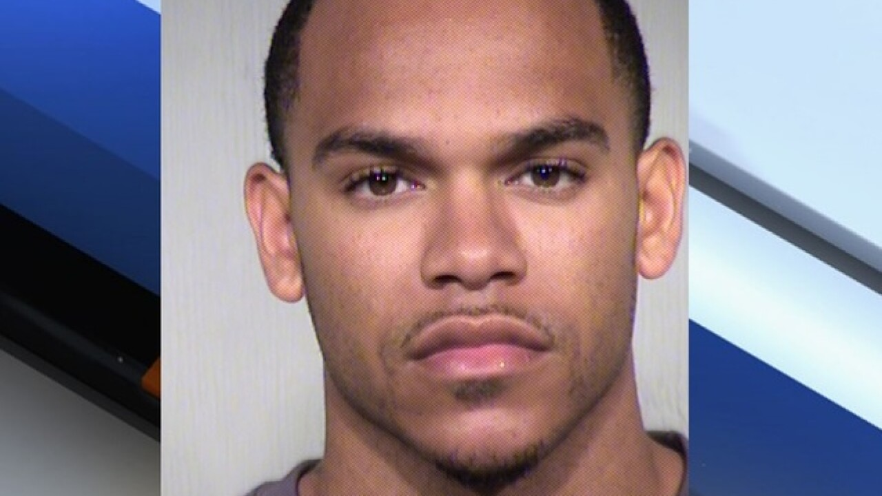 PD: Former ASU football player accused of rape