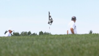 Montana State Seniors golf tournament