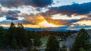Steve Shugart Westcliffe sunset 5.4.2021