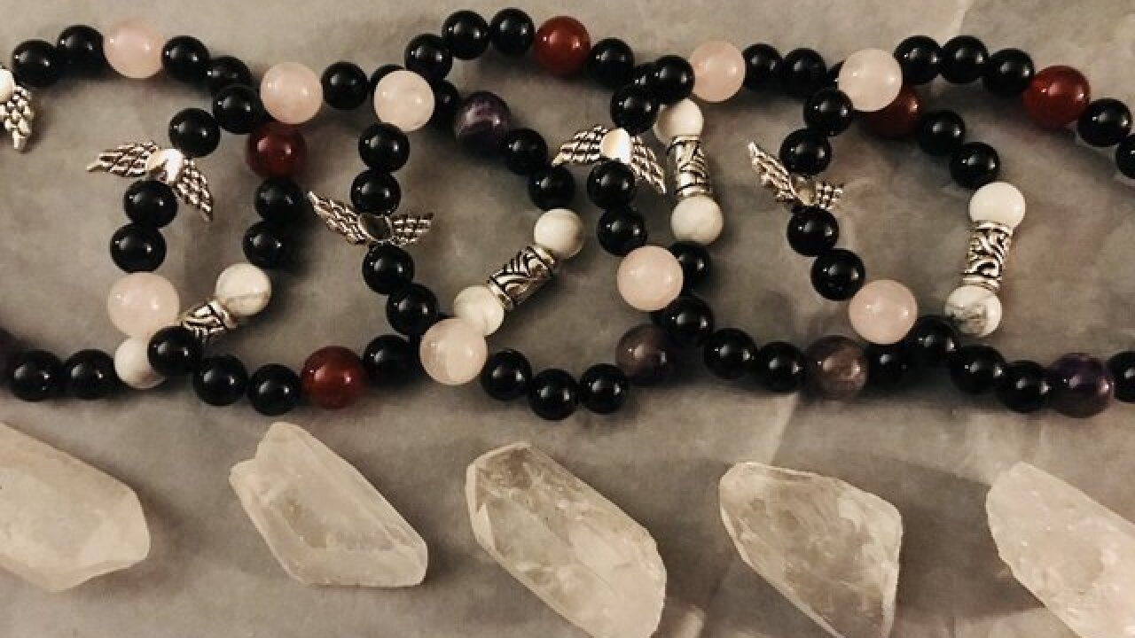 Shop selling Watts Angel's Memorial Bracelets to honor killed mother, daughters