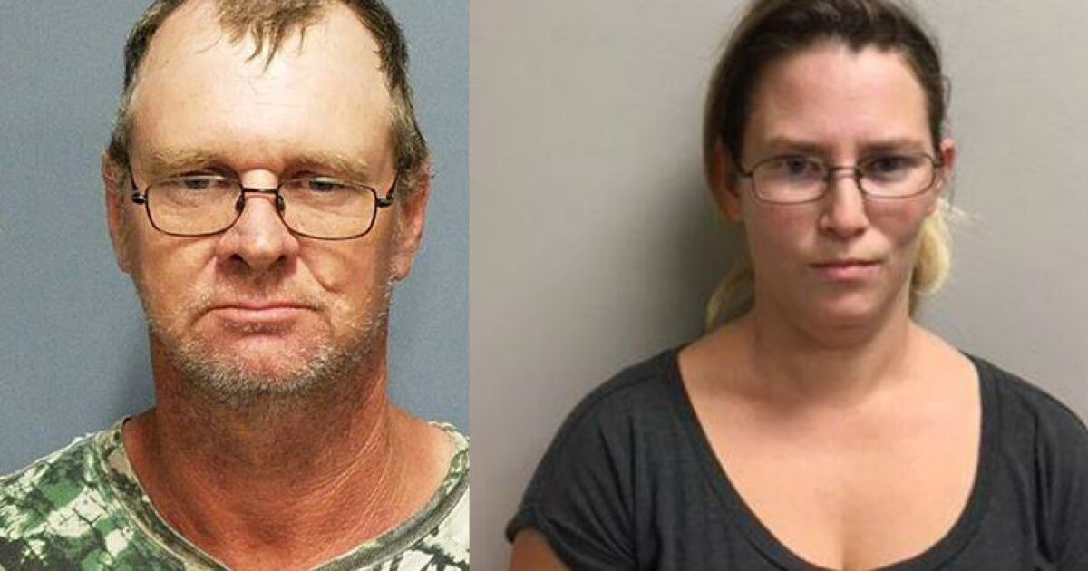 Two arrested for cruelty to animals in Vernon Parish