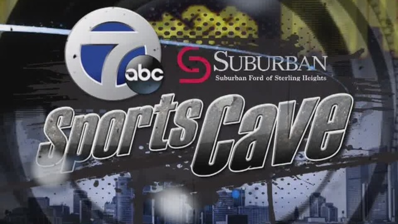 LIVE AT 11: The Suburban Ford 7 Sports Cave