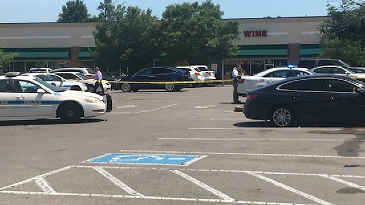 2 Injured In Reported Shooting Near Kroger