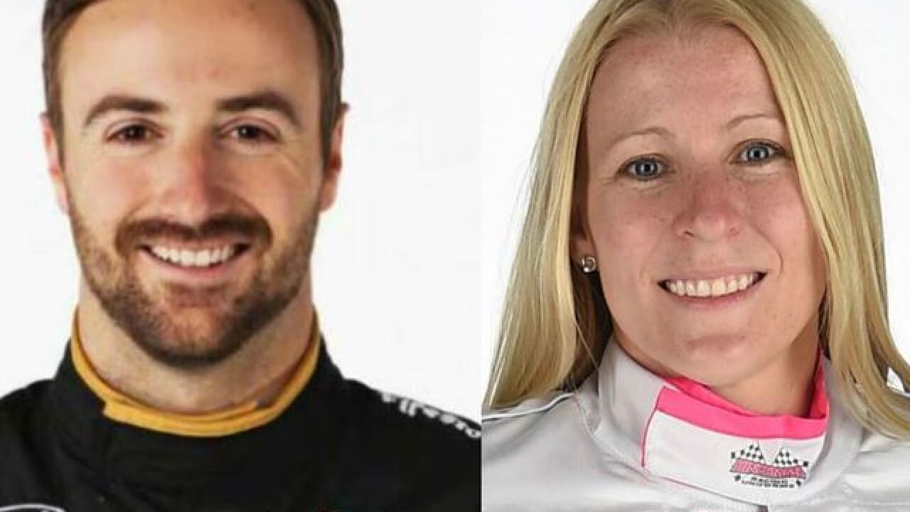 James Hinchcliffe, Pippa Mann fail to qualify for Indy 500