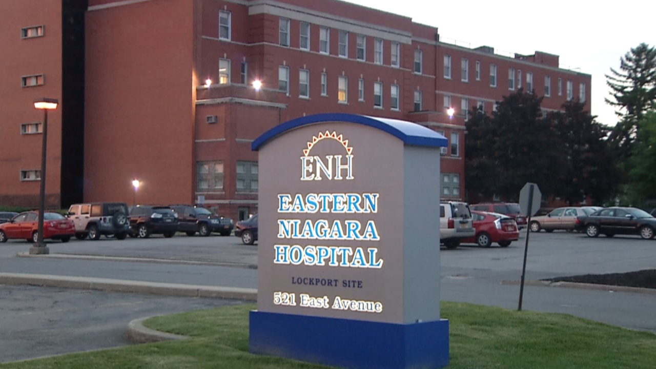 Eastern Niagara Hospital making cuts to save the entire operation