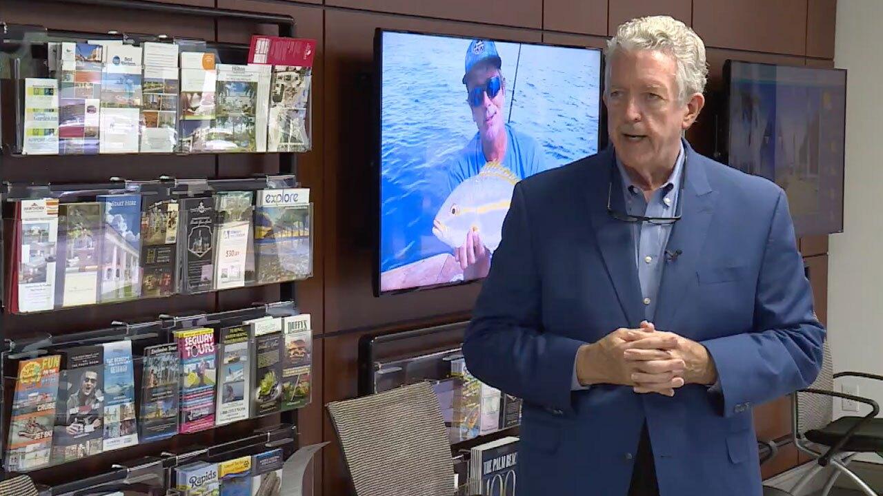 Glenn Jergensen, Palm Beach County Tourist Development Council