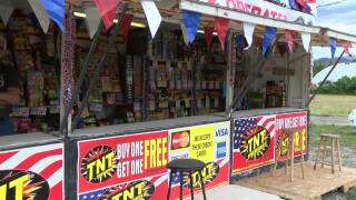 Fireworks now on-sale in Montana, fire officials urge responsible use