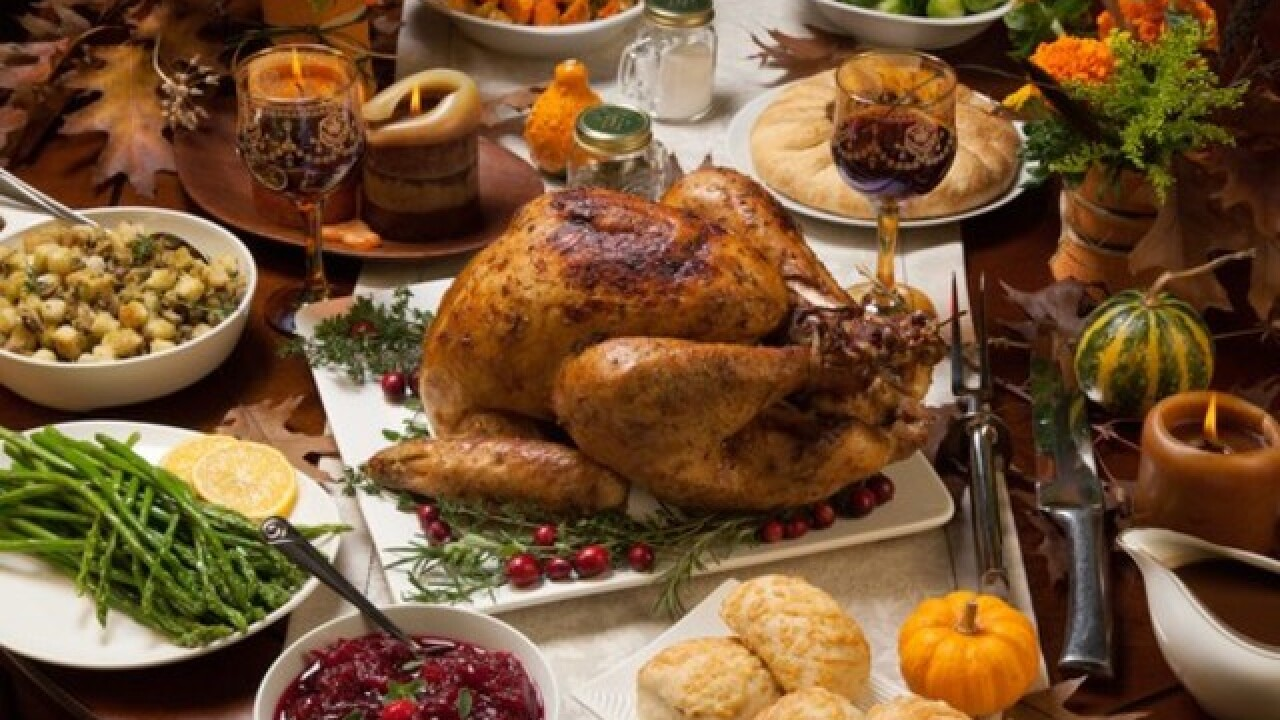 Free Thanksgiving meals in Northeast Wisconsin