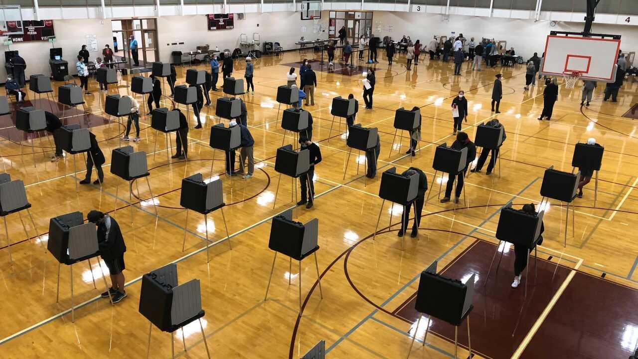Rocky River voting