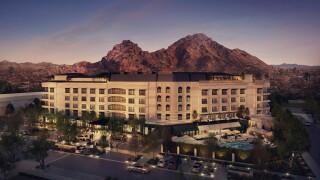 The Global Ambassador - Sam Fox Hotel rendering