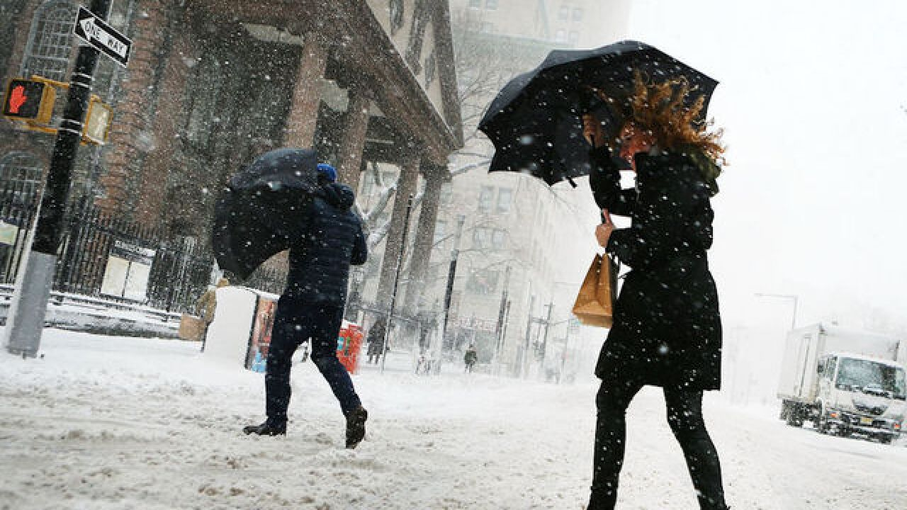 A 'bomb cyclone' will soon hit a portion of the US. What is it?