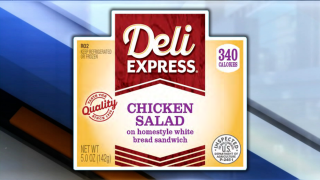 Recall expanded for chicken products due to listeria concerns