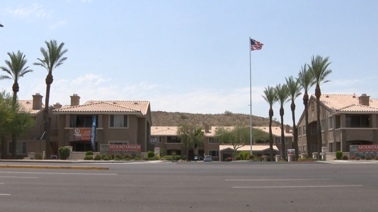 Mountainside Apartments in Ahwatukee