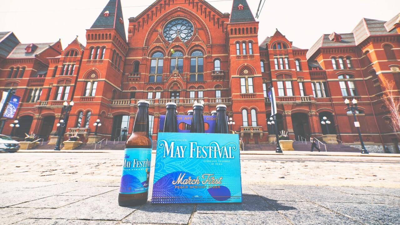 May Festival Cider
